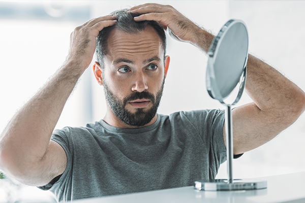 does creatine contribute to hair loss?