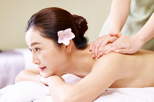 shiatsu massage is effective in pain relief