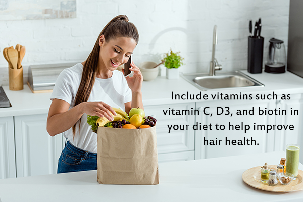 include essential vitamins in your daily diet