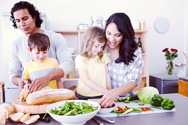 tips to inculcate healthy eating habits in children