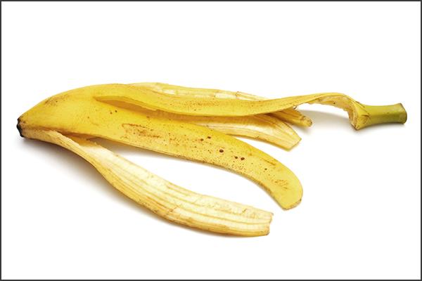 some anecdotal uses of banana peel